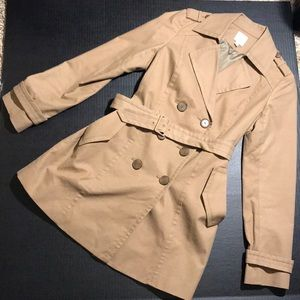 Halogen Trench Coat NWOT